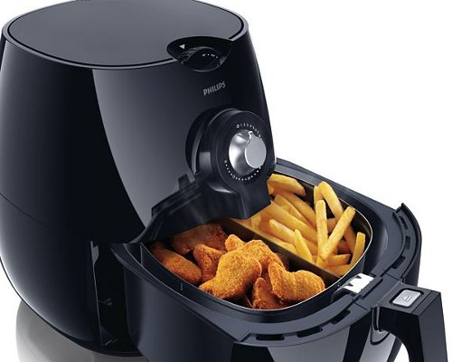 Philips - AirFryer HD9220 - Séparateur d'aliments