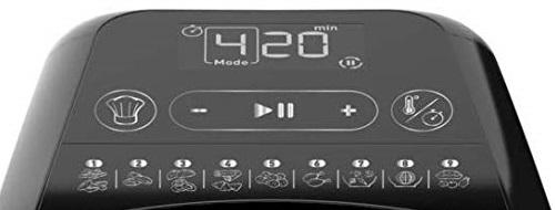 Seb - Actifry Genius XL AH9608 - Ecran LCD